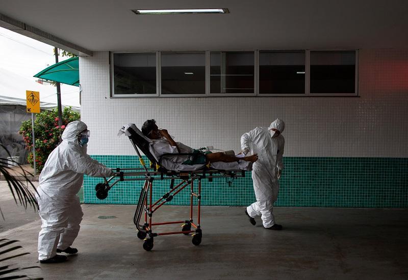 Nueva ola de contagios en Brasil