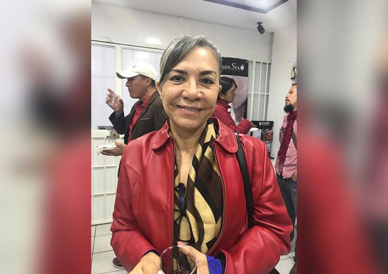Dora Irma Araiza Díaz, supervisora de la zona escolar 31 de San José del Cabo