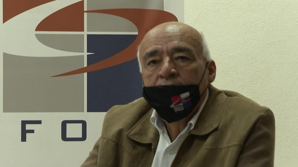 Fernando Robles, coordinador técnico de Obras del FOIS en Los Cabos