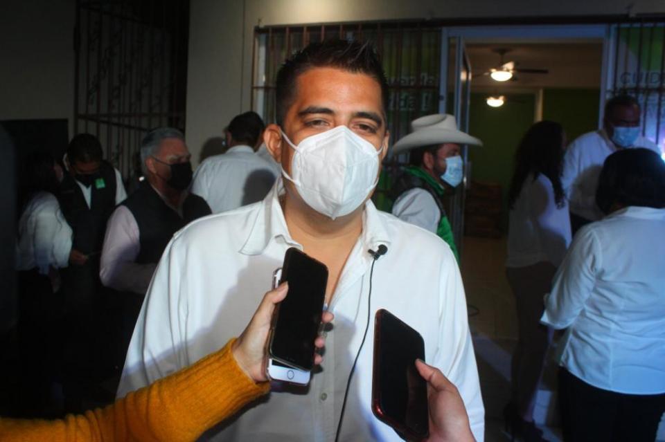 Presidente estatal del Partido Verde Ecologista de México en Baja California Sur