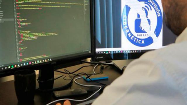 Policía Estatal Cibernética de BCS