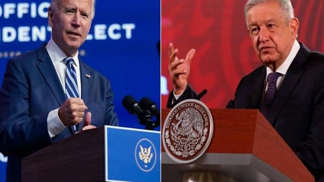 """""""Biden me aseguró que México no era patio trasero de EU"""""""