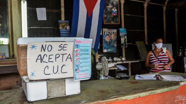 Economía cubana en 2021