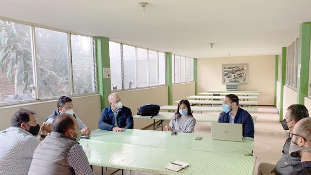 Rehabilitan Casa del Estudiante Sudcaliforniano en la CMX