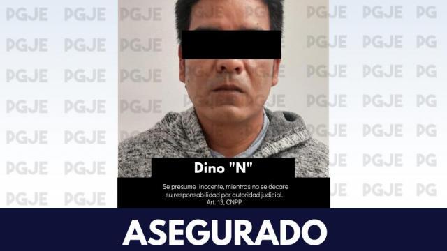 Asegurado en La Paz por posesión de droga