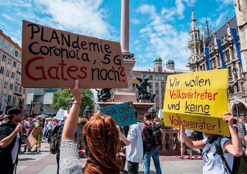 Protestas Europa