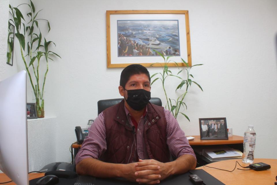 Alejandro Fernández, Síndico Municipal de Los Cabos