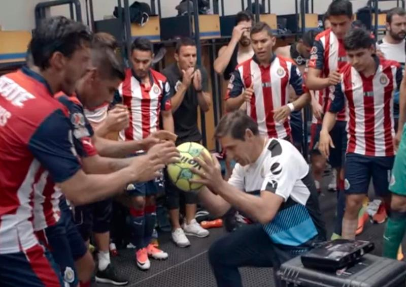 Las Chivas del Guadalajara tendrán su serie documental en streaming