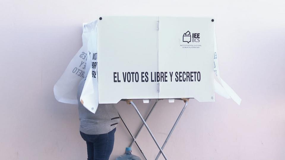 Casillas electorales