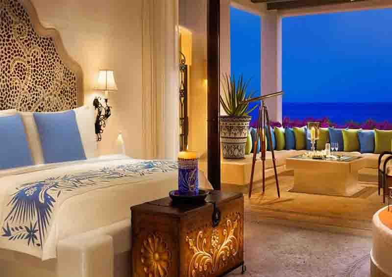 Tiene Los Cabos 6 de los 12 hoteles más lujosos de México