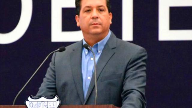 FGR solicita a Diputados desafuero del gobernador de Tamaulipas