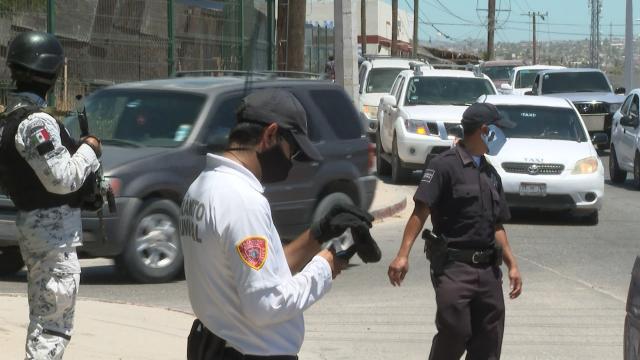 Seguridad Pública en Los Cabos