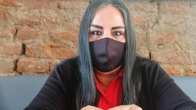 María Eugenia Alquicira Rojas,