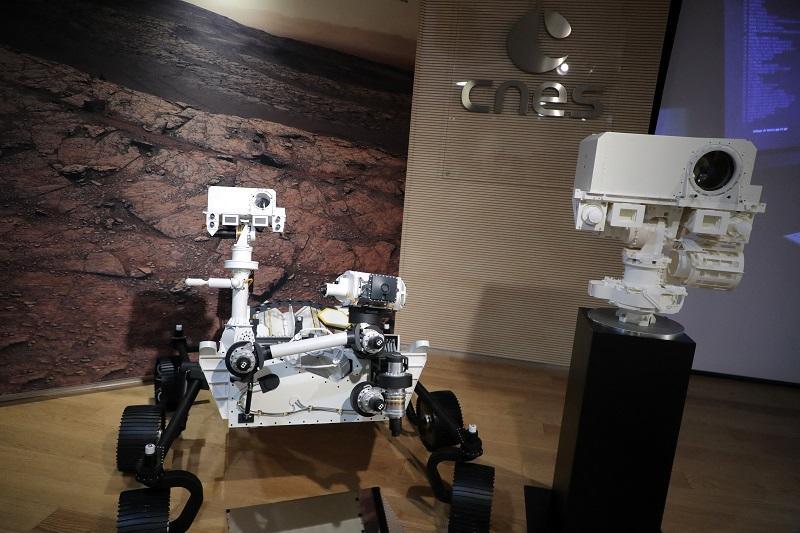 Buscaran rastros de vida en Marte