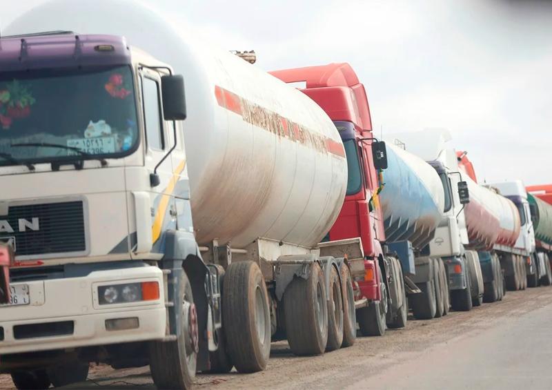 Cierran el 50% de estaciones de gas por desabasto en el país