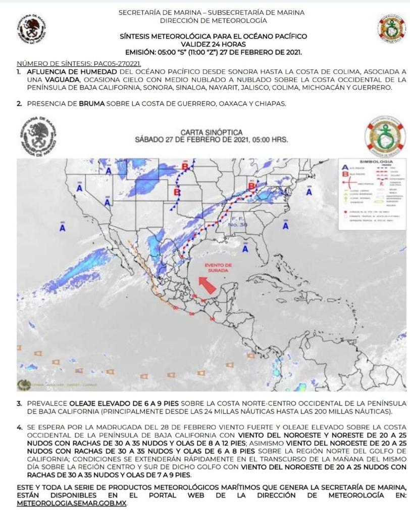 Clima Los Cabos