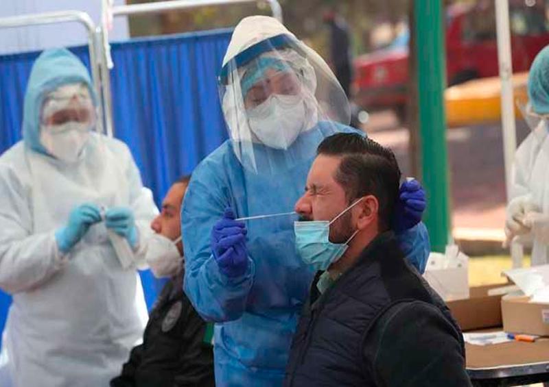 México acumula 184 mil 474 muertes por Covid-19