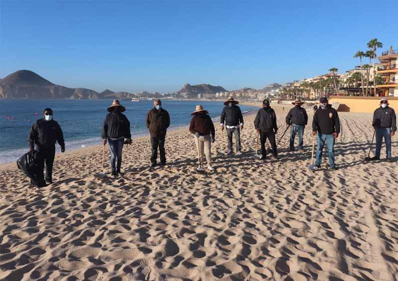 Mantienen en óptimas condiciones playas cabeñas
