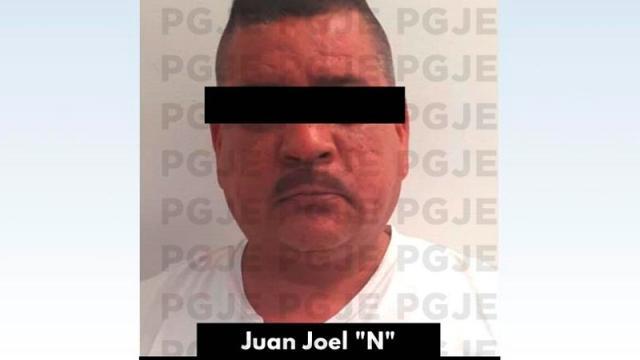 """Juan Joel """"N"""""""