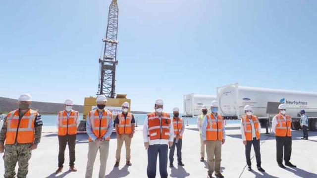 Planta de gas natural impulsará el desarrollo de BCS