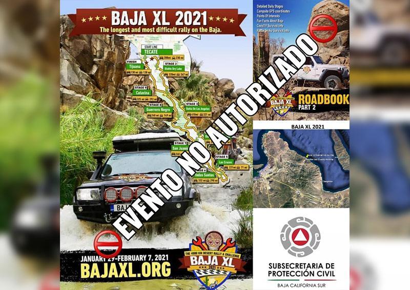 Baja XL 2021
