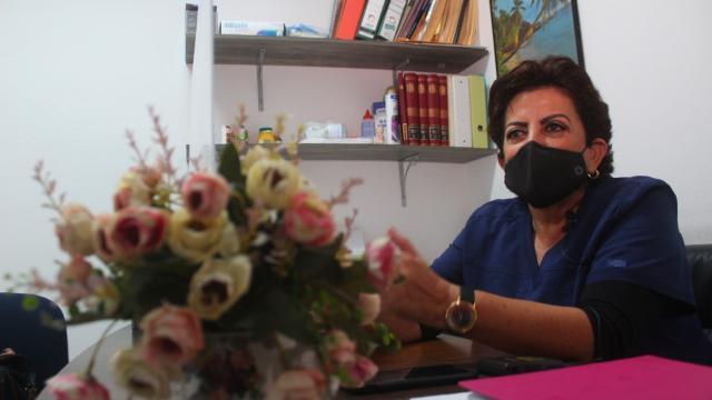 Carmen Zerón, directora médica de Los Cabos Women´s Wellnes