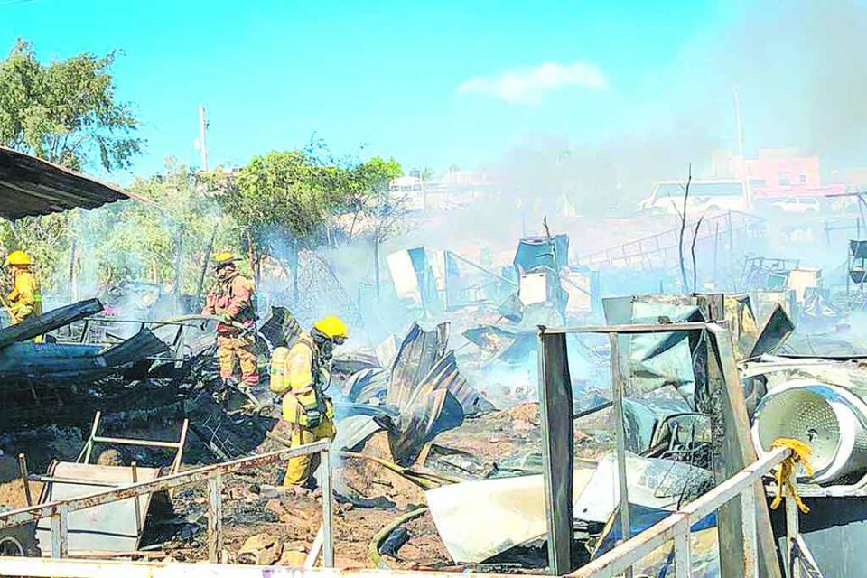 Prevención para evitar incendios en hogares: Protección Civil