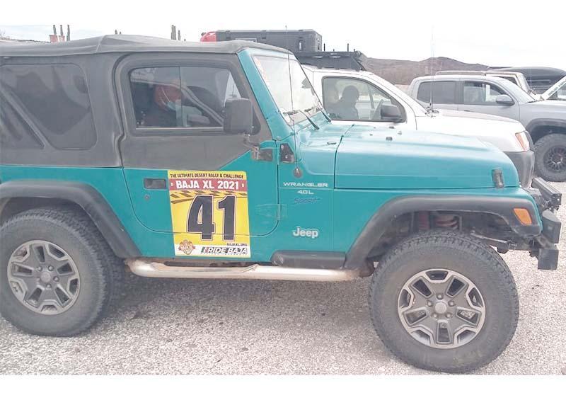 "Suspenden evento automovilístico ""Baja XL 2021""."