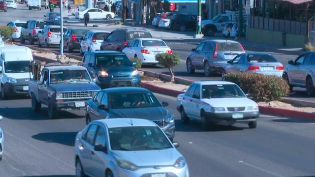 Autos en Los Cabos