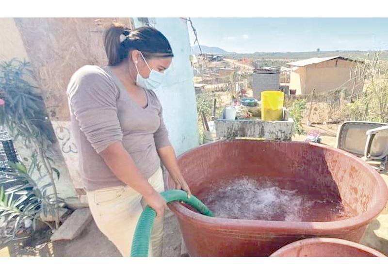Fortalecen suministro de agua potable en CSL