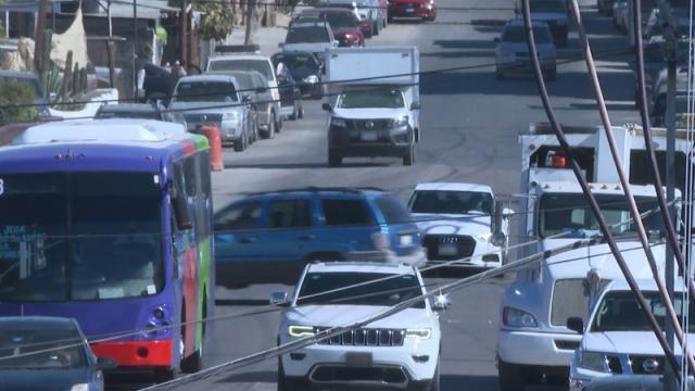 Accidentes automovilísticos en Los Cabos