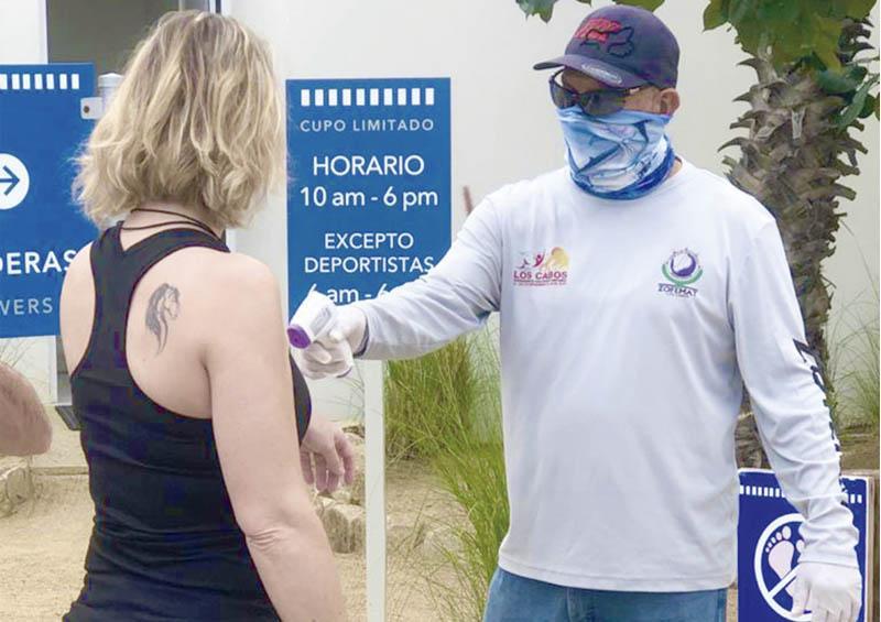 """Los Cabos líder en Latinoamérica con 22 playas """"Blue Flag"""""""
