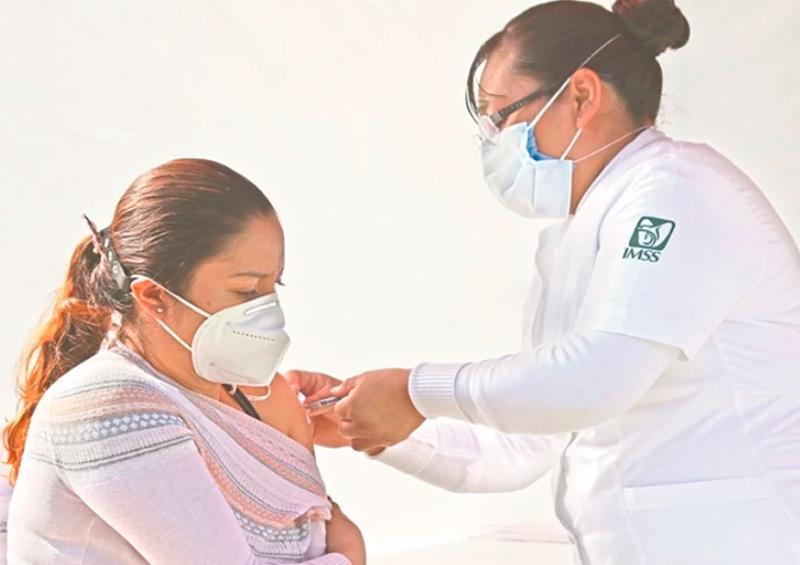 Vacuna IMSS