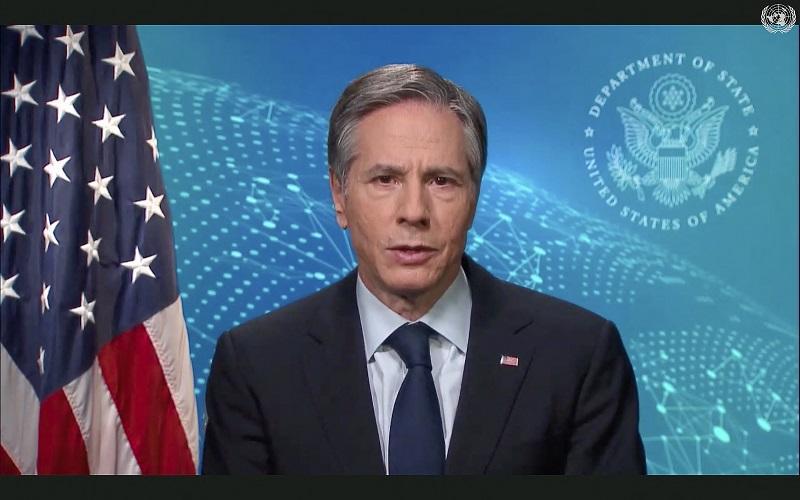 Jefe de la diplomacia estadounidense