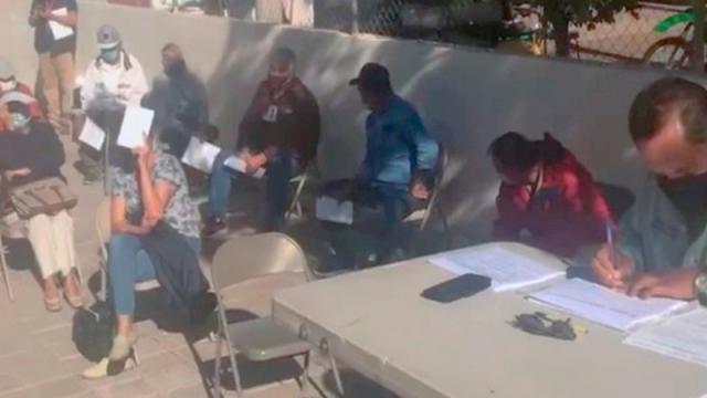 Arrancó la campaña de vacunación para adultos mayores en Loreto