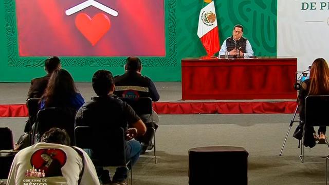 México suma 809 nuevas muertes por Covid-19, acumula 199 mil 048