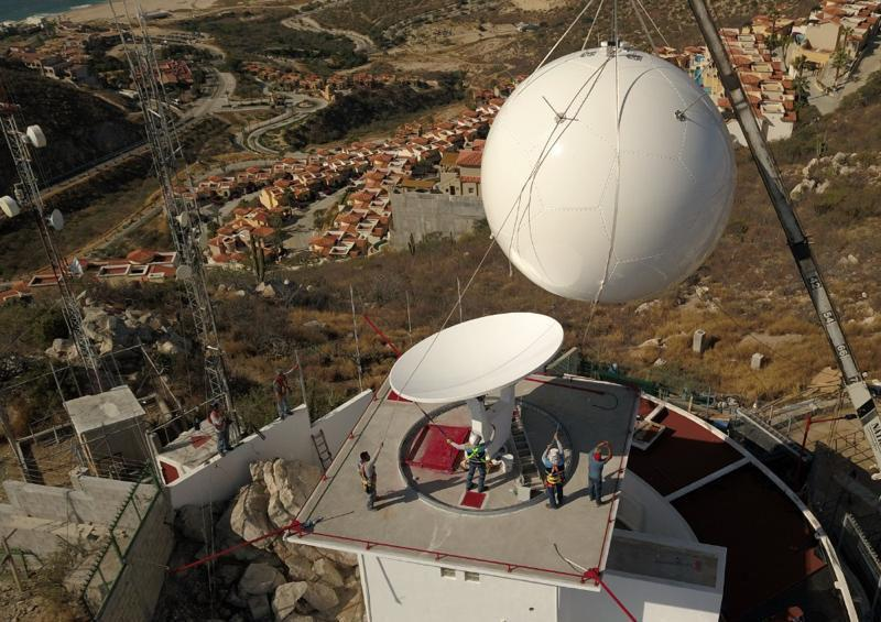 Cuenta BCS con radar meteorológico