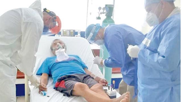 Fortalecen hospitales estatales lucha contra Covid-19 en BCS