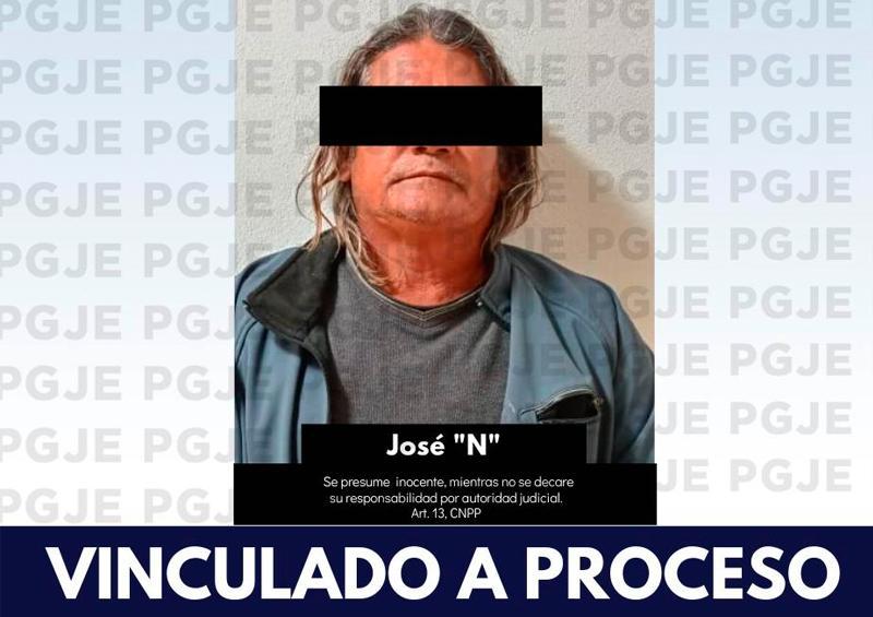 """Prisión preventiva a José Alfredo """"N"""" por homicidio doloso en Todo Santos."""