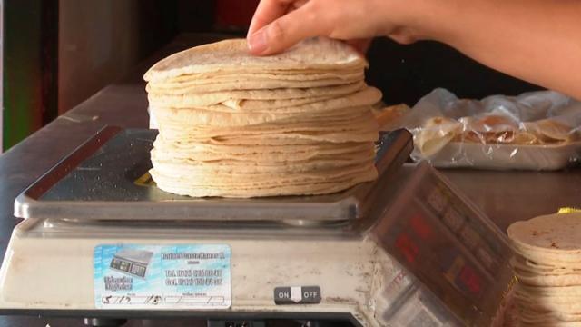 AMLO descarta subsidio para tortilla