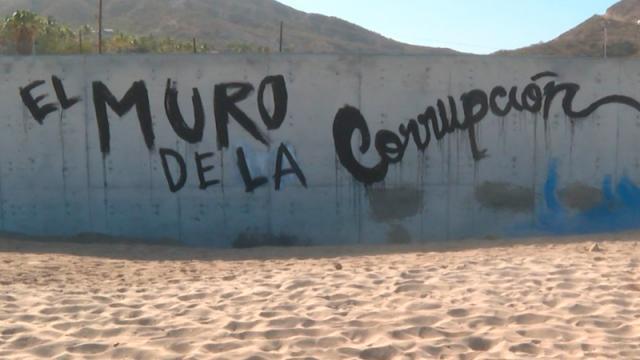 Conagua y Tabita Rodríguez se suman contra muro de Costa Azul
