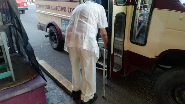 Transporte público en BCS