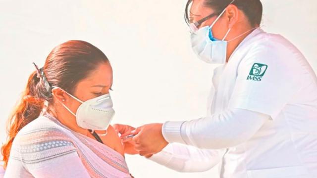 Personal médico IMSS