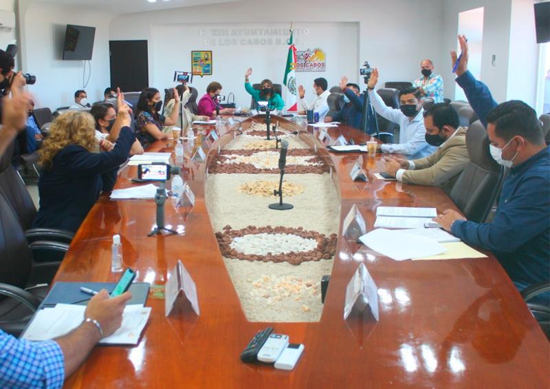Cabildo aprueba 171 millones de pesos a ejercerse en obra pública en el 2021