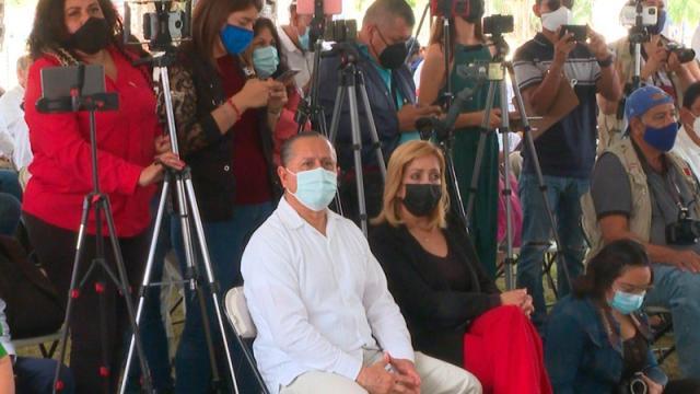 Sigo en el PT, estoy aquí por mi apoyo a Armida Castro: Ibarra