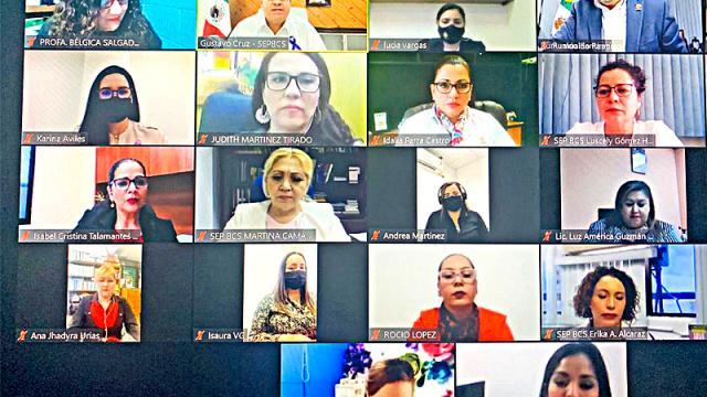 Organiza SEP diálogo con mujeres de la dependencia