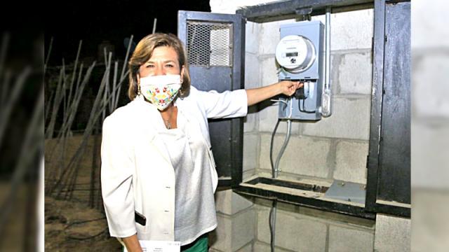 Obras de electrificación a beneficio de 20 mil habitantes