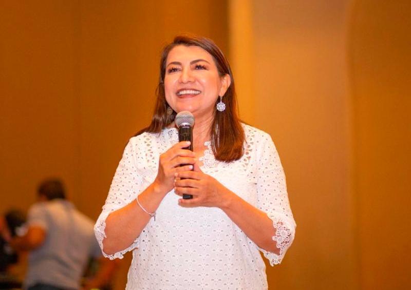 Soy y seré siempre aliada de las mujeres: Lupita Saldaña