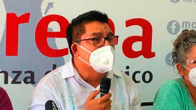 Arnoldo Alberto Rentería Santana