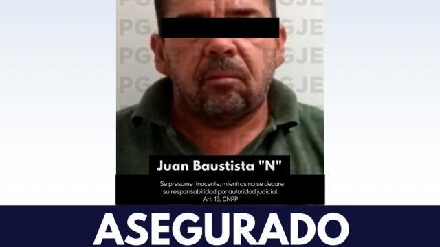 Juan Bautista N